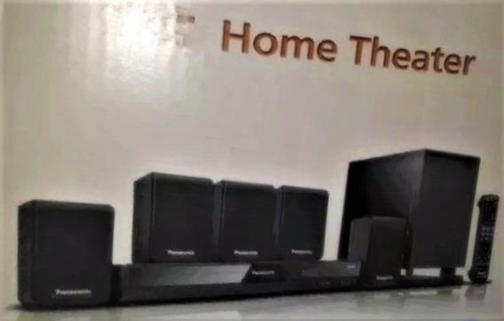 Sistema De Cine En Casa Sc-xh50 Con Reproductor De Dvd