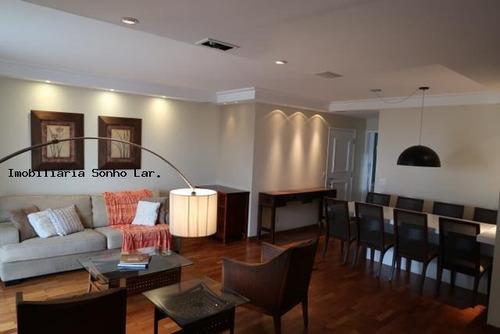 Apartamento Para Venda Em São Paulo, Cidade São Francisco, 3 Dormitórios, 1 Suíte, 5 Banheiros, 3 Vagas - 8444_2-893100