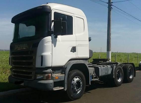 Scania Scania G-470 6x4
