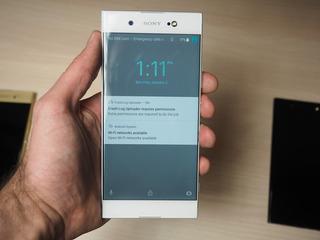Sony Xperia Xa1 Uitra Libre