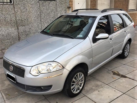 Fiat Palio Weekend Attractive Full Nueva! Permuto/financio
