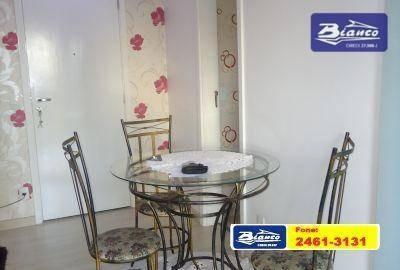 Imagem 1 de 15 de Apartamento Residencial À Venda, Vila Progresso, Guarulhos - Ap0616. - Ap0616