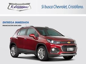 Chevrolet Tracker 2018 Desde