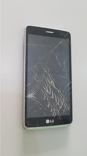 Celular LG Prime Ii X170 Tv Para Retirar Peças Os 7441