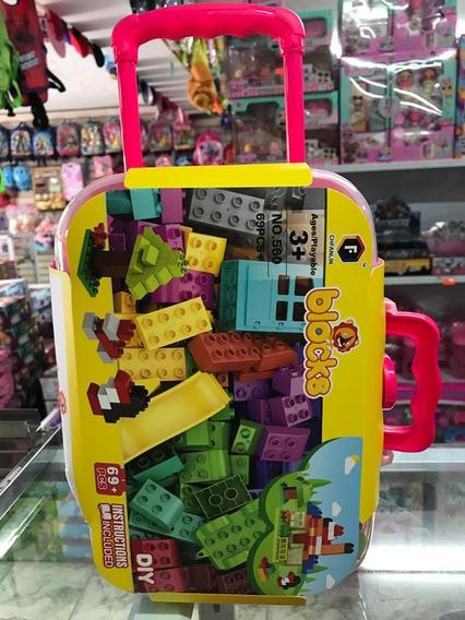Maleta Grande Legos