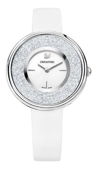 Relógio Swarovski Crystalline 850 Cristais - Original