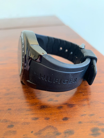 Relógio Tommy Hilfiger Original Preto