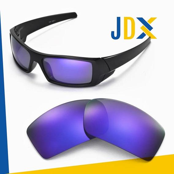 Lente Gascan Polarizada - Roxo - Purple - Menor Preço