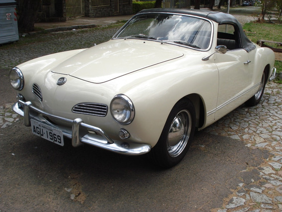 Vw Karmann Ghia 1500 Conversivel