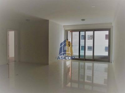 Apartamento Com 3 Dormitórios Para Alugar, 156 M² Por R$ 7.990/mês - Centro - Florianópolis/sc - Ap2440