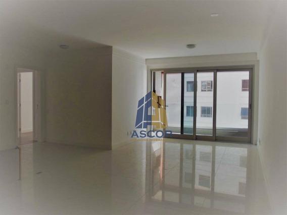 Apartamento Com 3 Dormitórios Para Alugar, 156 M² Por R$ 7.500,00/mês - Centro - Florianópolis/sc - Ap2440