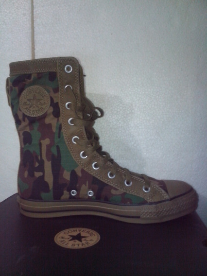Zapatos Converse Camuflados (30vrds)