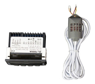 Control De Temperatura Y Humedad Incubadora Sensor Zl-7850a