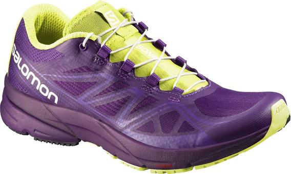 Zapatilla Salomon Sonic Pro Mujer / Trail Running