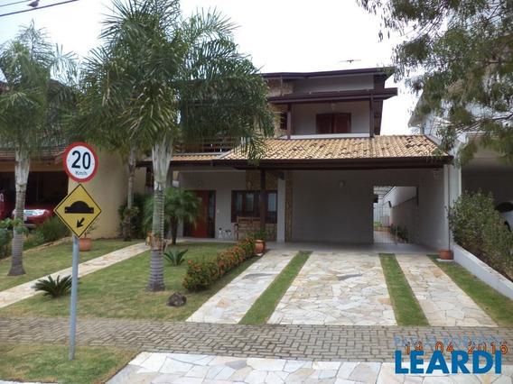 Casa Em Condomínio - Condomínio Reserva Colonial - Sp - 428522