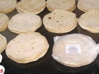 Tortillas Mexicanas Para Tacos (14 Cms)