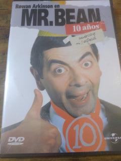Mr. Bean 10 Años Mi Especial ( Dvd Nuevo )