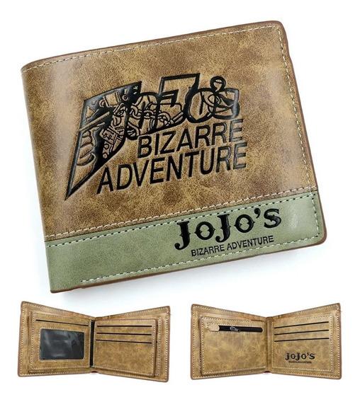 Cartera Jojo Bizarre Adventure Envio Gratis Aventuras Jojos