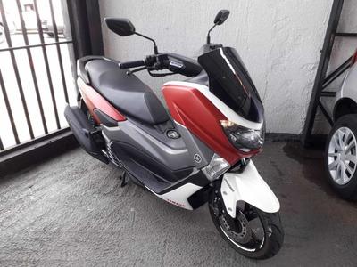 Yamaha N-max 160 Abs 2019 Vinho Na Garantia