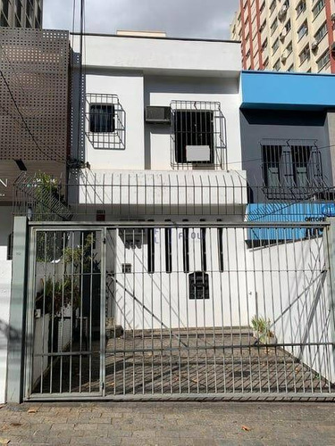 Casa 152m², 7 Dormitorios,  2 Vagas - Vila Mariana - Ca1614