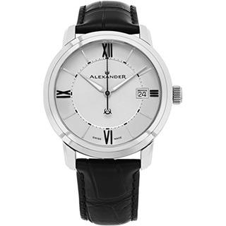 Alexander Reloj De Vestir Hombre Acero Inoxidable