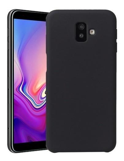Funda Protector Silicon Para Samsung J2 J4 J6 J7 A7 A8 A9 S6 S7 S8 S9 S10 Note Edge Plus 2018