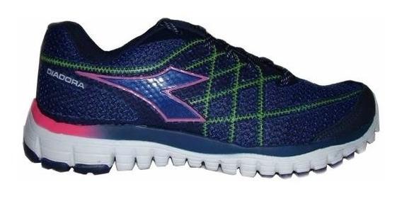 Zapatillas Running,cable Damas. Ofrece Control Y Estabilidad