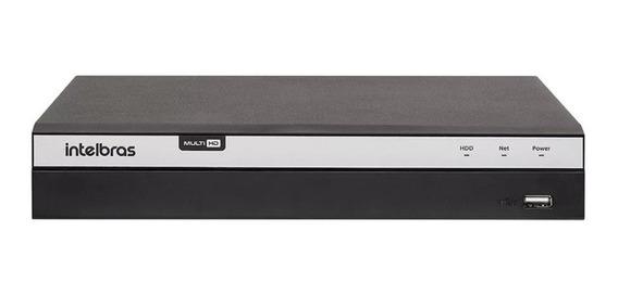 Dvr Nvr Intelbras 8 Canais Mhdx 3108 Multi 5 Em 1 1080p Full