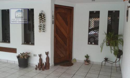 Sobrado A Venda No Bairro Jardim Vila Galvão Em Guarulhos - - 2335-1