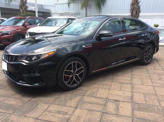 Kia Optima Sxl Turbo At 2020, Negro