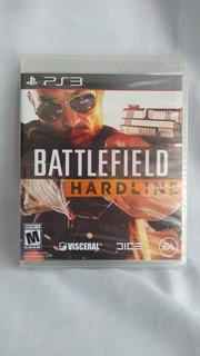 Battlefield Hardline - Nuevo Y Sellado - Ps3