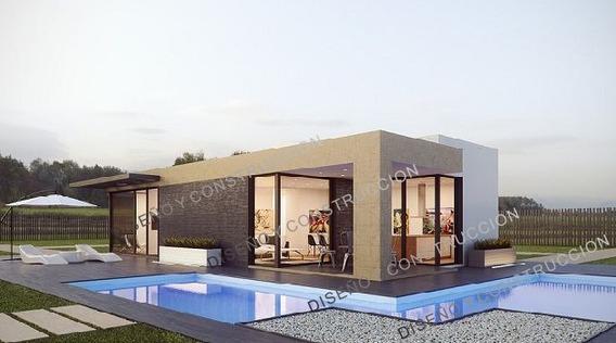 Construya Casas Prefabricadas Modernas Y Campestres