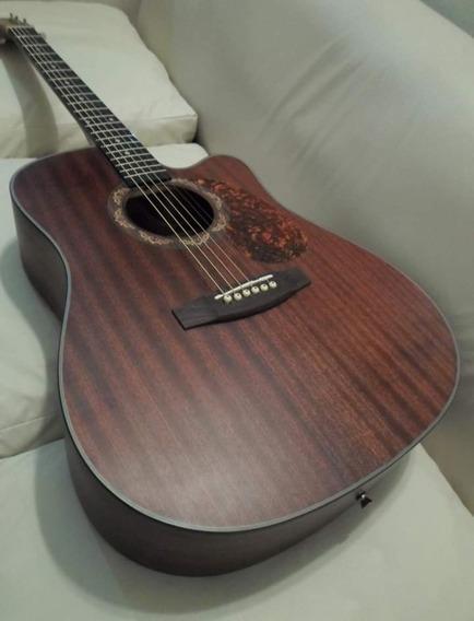 Guitarra Electroacústica Luthier No Fender,yamaha,parquer,