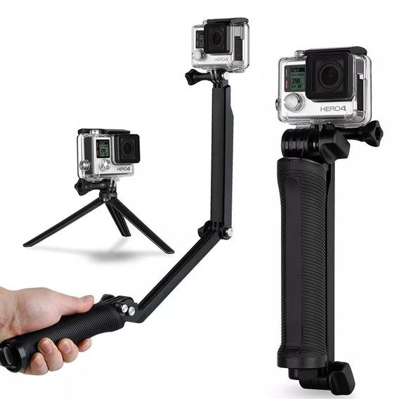 Suporte Ajustável Tripe 3 Formas Cameras Frete Gráris