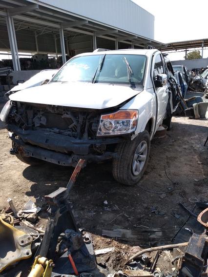 Nissan Armada 5.6 4x4 Por Partes