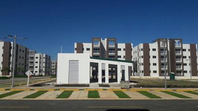 Apartamento En La Ciudad Juan Bosch / Sde