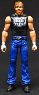 Figuras Wwe Mattel Basic Jakks - Dean Ambrose