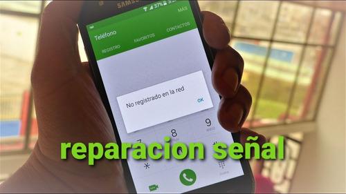 Imagen 1 de 2 de Cambio Imei, Reparacion Señal, Servicio Tecnico