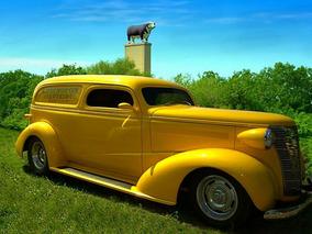 Chevrolet Sedan Delivery 1938