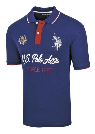 U.s. Polo Assn. playera Hombre Mu3027-217rey Envio Gratis