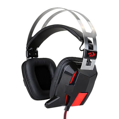 Redragon Audífonos Gamer Lagopasmutus Vibración Y Backlight