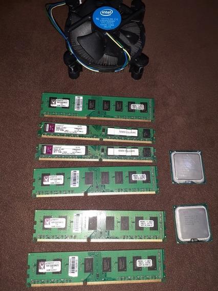 Kit Memoria 6 Unidades De 2 Gb E Processador X 2 (dual Core)