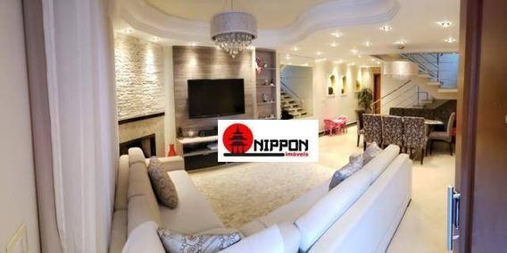 Casa Com 4 Dormitórios À Venda, 225 M² Por R$ 990.000 - Portal Dos Gramados - Guarulhos/sp - Ca0316