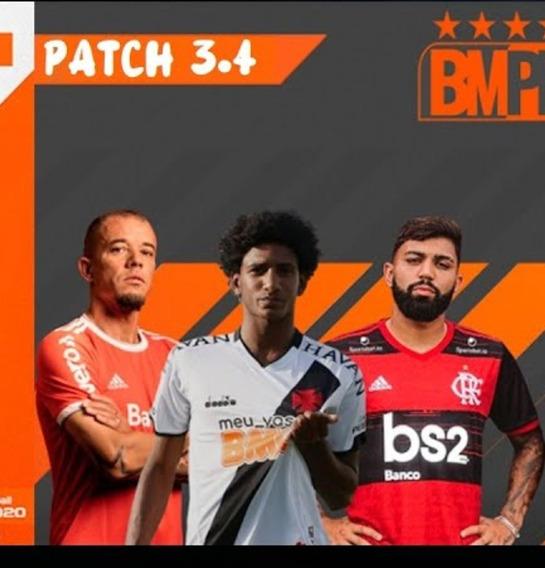 Patch Bmpes 3.0 +3.5 Pes 2020 Pc