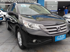 Honda Cr-v 2.0 Exl 4x2 Flex Aut. 5p 2013 / 2013 Teto Solar