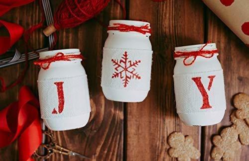 Imagen 1 de 3 de Alegria Navidad Decoracion Para El Hogar | Centro De Mesa