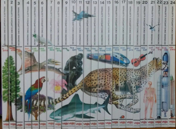 Dicionário Enciclopédico Ilustrado Veja Larousse