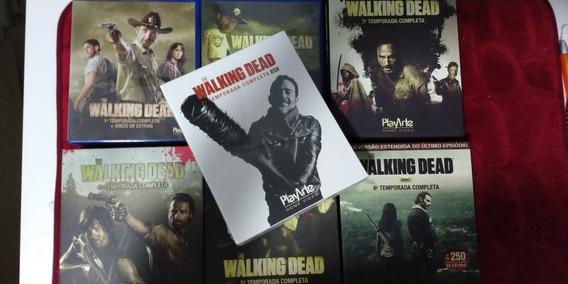 Blu-ray The Walking Dead-serie Completa