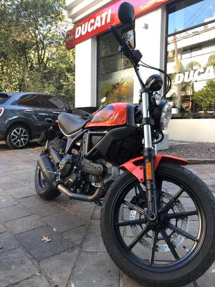 Ducati Scrambler 400 Sixty2 2018