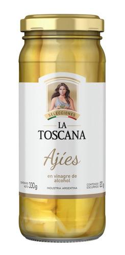Ajíes En Vinagre La Toscana